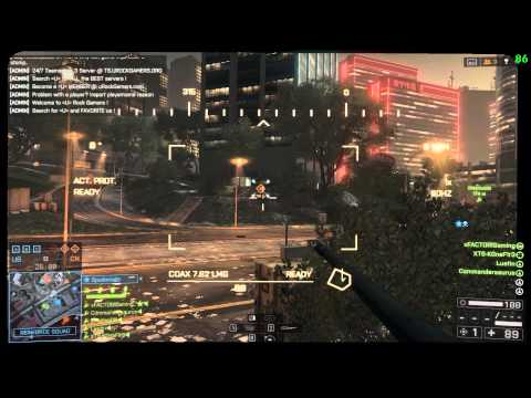Obliteration Taxi Cab - Squad Up - Battlefield 4 live gameplay