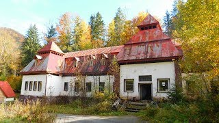 Opustený Dom Vodoliečby 🏥 Zabudnutá Korytnica #7 🏥 Ivan Donoval 2018