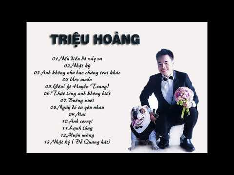 Tuyển tập ca khúc hay của Triệu Hoàng