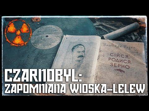 Zapomniana wieś w Strefie Czarnobylskiej - Lelew - Project Explore (Urbex)