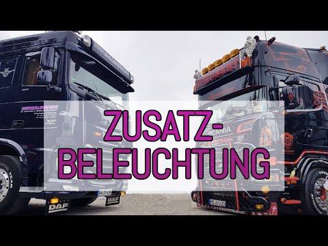Dürfen seriöse Speditionen Zusatzbeleuchtung haben?   Helmut Baldus GmbH