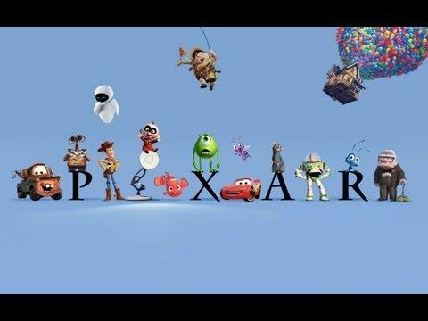 Pixarová teorie