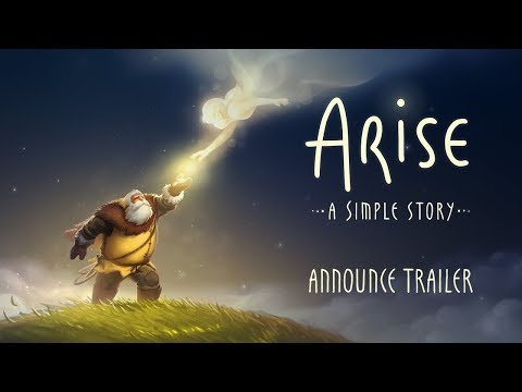 Arise: A Simple Story – Announce Trailer thumbnail