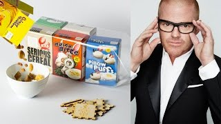 50 Seconds With Heston Blumenthal At The Fat Duck