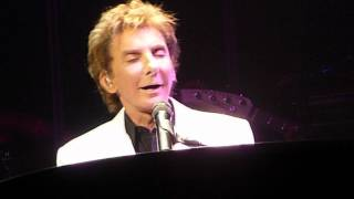 Mandy and Copacabana - Manilow in Chicago 7/13/2012