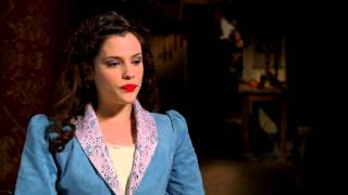 "Сериал ""Дракула"", Dracula (NBC): Jessica De Gouw ""Mina Murray"" Official TV Interview"