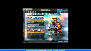 strike force heroes 2 hacked 2016 - (updated and working) God mode, unlimited weapons and golden gun
