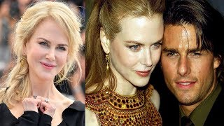 Nicole Kidman Gives Rare Interview About Her Marriage To Tom Cruise