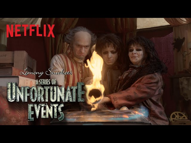 A Series Of Unfortunate Events Season 2 Trailer The