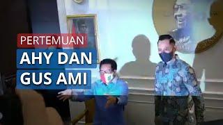 AHY dan Gus Ami Bertemu, Bahas Politik Parlemen, Penanganan Covid-19, hingga Pilkada
