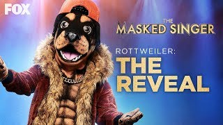 The Rottweiler Is Revealed As Chris Daughtry | Season 2 Ep. 13 | THE MASKED SINGER
