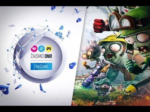 Plants vs Zombies Garden Warfare, PS4 kaina ir informacija | Kompiuteriniai žaidimai | pigu.lt