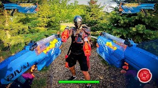 NERF WARFARE | Call of Duty Campaign 2.0 (First Person Shooter)
