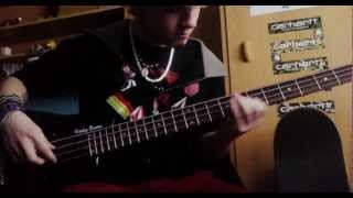 Nuff Fire bass cover