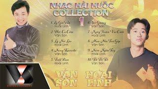 Album Nhạc Hài Hước Collection 1 - Vân Sơn ft Hoài Linh