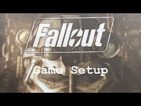 Fallout The Wasteland - How to set it up