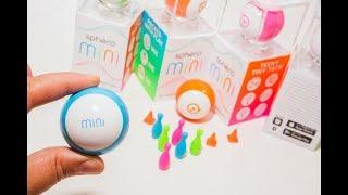 Обзор Sphero mini робот-шар [12+]