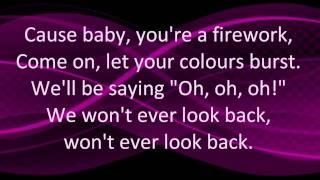 Kurt Hugo Schneider feat. Olivia Noelle - Katy Perry Medley - Cover Lyrics Video