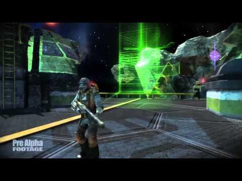 Starhawk Space Gameplay Footage