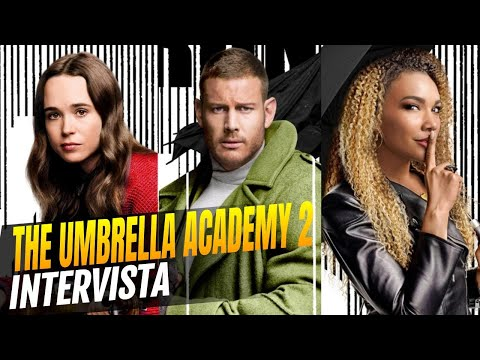 The Umbrella Academy 2 – La nostra intervista a Ellen Page, Tom Hopper e Emmy Raver Lampman