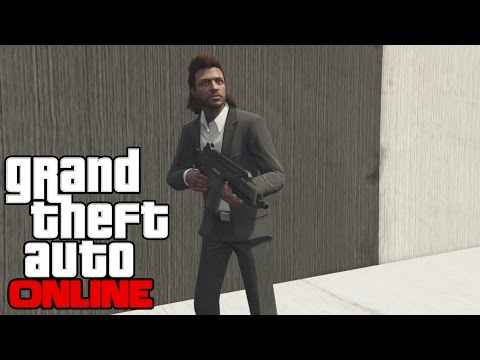 GTA 5 Online Multiplayer Gameplay - GTA Online - I'm Black Jesus!