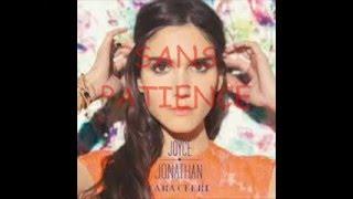Sans patience- Joyce Jonathan- Lyrics