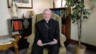 Story Time with Bishop Vetter | The Not-So-Brave Penguin