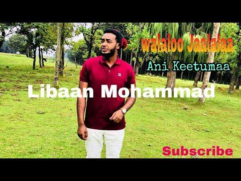 Walaloo Jaalalaa / ***Ani Keetuma***  [Liban Mohammad]
