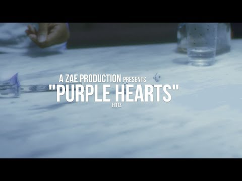 Hittz - Purple Hearts (Official Music Video) Shot By @AZaeProduction
