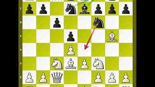 Chess Trap 15 (QGD Exchange Variation)
