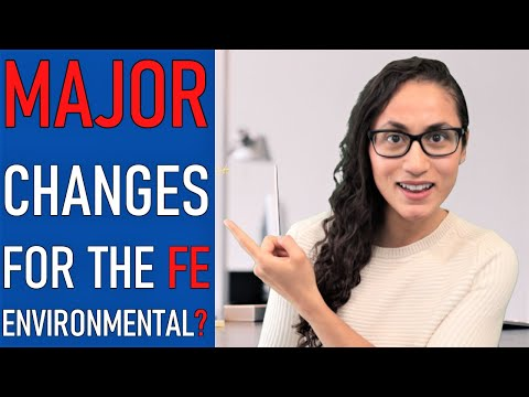FE Environmental New Changes - YouTube