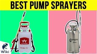 10 Best Pump Sprayers 2019