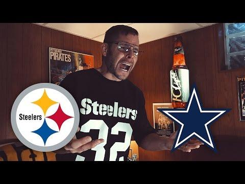 Dad Reacts to Steelers vs Cowboys (Week 10)