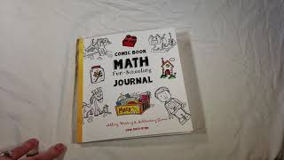 Curriculum Review: Fun Schooling Math Journal