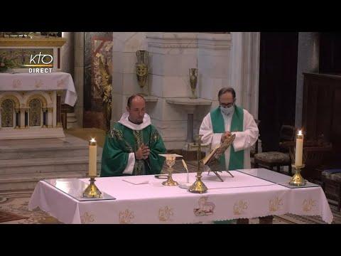 Laudes et Messe du 31 août 2021 à Notre-Dame de la Garde