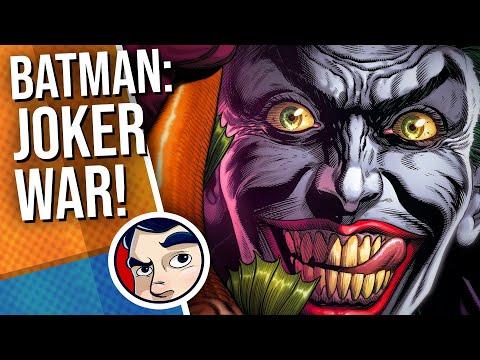 Batman: Joker War – Full Story   Comicstorian
