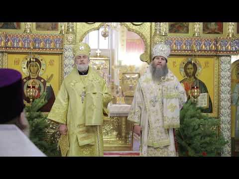 Митрополит Даниил: Христос открыл нам лестницу на Небо