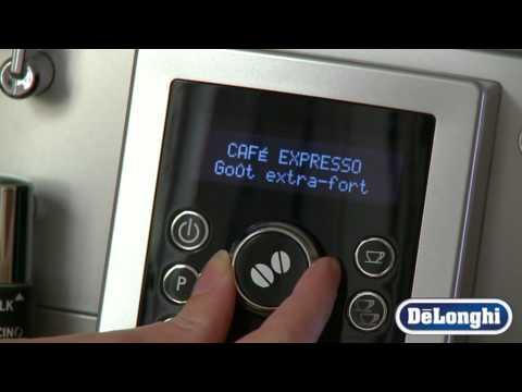 Robot café gamme compacte ecam 23.240 Delonghi