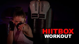 HIITBOX Workout with KillaCole!