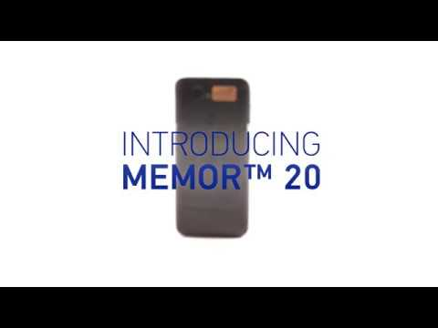 Datalogic | Introducing MEMOR™ 20