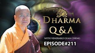 [English] Dharma Q&A Episode 211