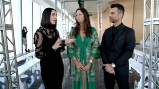 Lovella Bridal Interview with Berta and Nir from the BERTA Fashion House