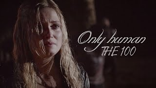 The 100 - only human