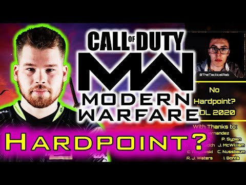 No Hardpoint at Launch!?! - Competitive Modes     CDL Rostermania News & Rumors    CoD: MW