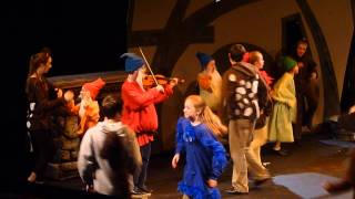 Silly Song from a youth theatre production of Snow White and the Seven Dwarfs