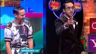 The Commentvebby Palwinta & Tarra Budiman Ekspresi Yaelah
