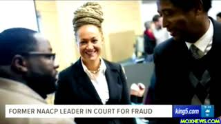 NAACP Leader Exposed As White While Pretending To Be Black In Court For Welfare Fraud!