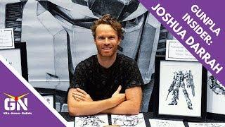 Gunpla Insider: Joshua Darrah ( GBWC Australia 2015 Champion & Gundam Artist)