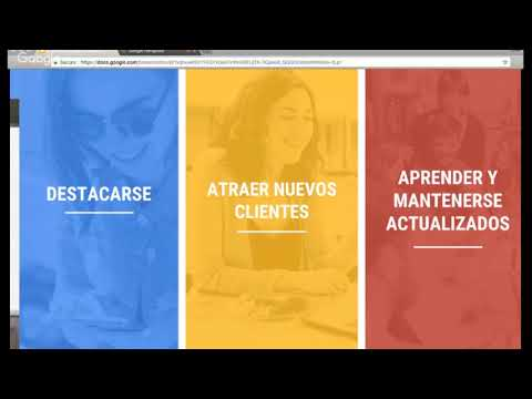 WEBINAR: Marketing Digital para Mujeres Empresarias