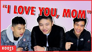 3 Asian Americans Say I LOVE YOU to Their PARENTS for the FIRST TIME (parents get shocked)